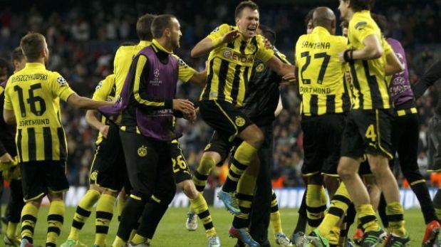 Borussia Dortmund, el equipo que cuesta menos que Kaká
