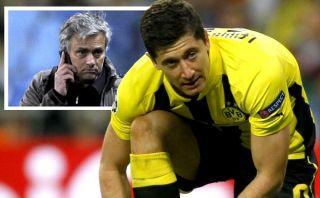 Mourinho habría llamado a Lewandowski para que fiche por el Chelsea