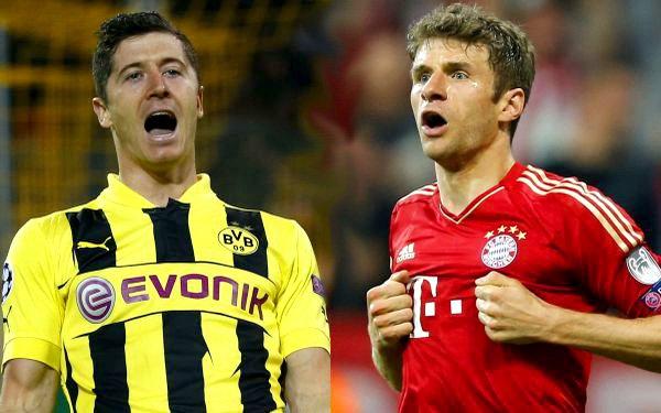 Bayern vs. Borussia: una final de 320 millones de euros de diferencia