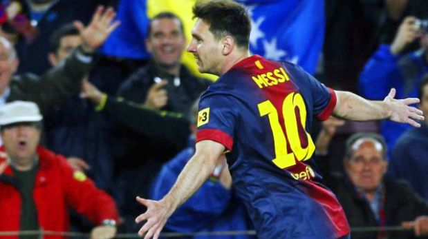 Barcelona remontó 4-2 a Betis con dos golazos de Lionel Messi