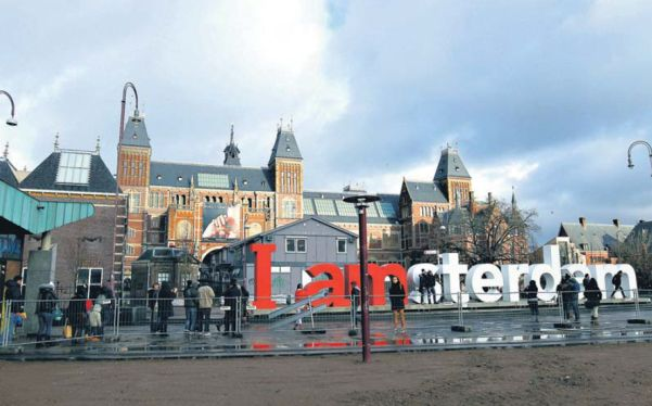Holanda: 48 horas en Ámsterdam