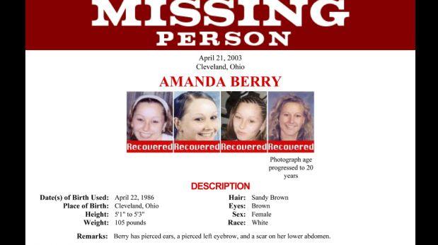 FOTOS: el caso de las tres jóvenes secuestradas por 10 años que conmueve a Estados Unidos