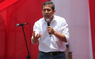 Ollanta Humala adelantó sus saludos por el Día de la Madre