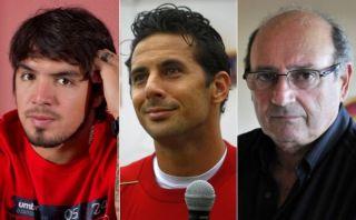 VIDEO: Vargas, Pizarro y Markarián saludaron a las madres peruanas por su día