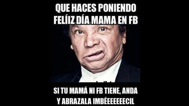 MEMES: el Día de la Madre también inspiró bromas en Facebook ...