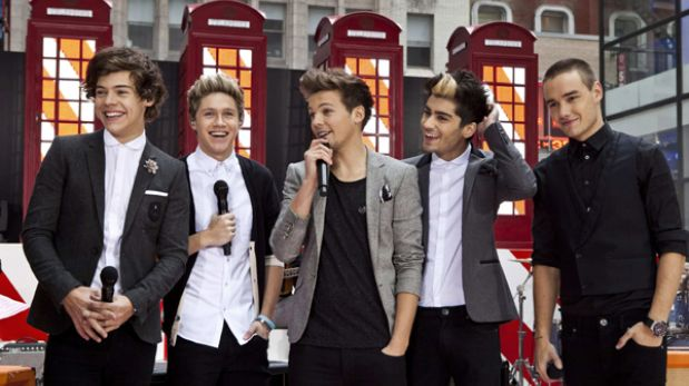 One Direction llegaría a América del Sur en abril del 2014