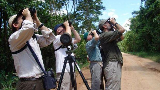Ruta Nor Amazónica será escenario de rally mundial de avistamiento de aves