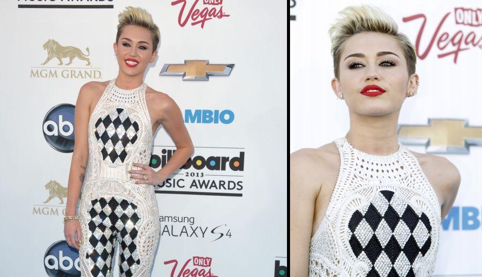 FOTOS: el desfile de bellas celebridades por la alfombra azul del Billboard Music Awards 2013