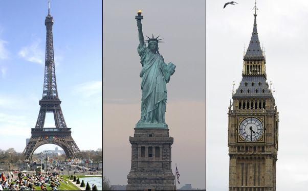 ¿Cuáles son los 10 mejores destinos del mundo para el 2013 según TripAdvisor?