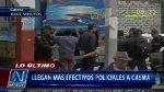 Casma: contingente policial llegó para controlar protestas por muerte de  comerciante - Noticias de alberto covenas sernaque