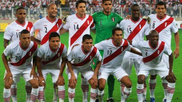 Perú cayó 12 posiciones y ahora se ubica en el puesto 34 del ránking FIFA
