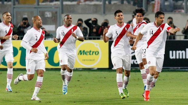 FOTOS: así se jugó el partido que ganó Perú ante la selección ecuatoriana