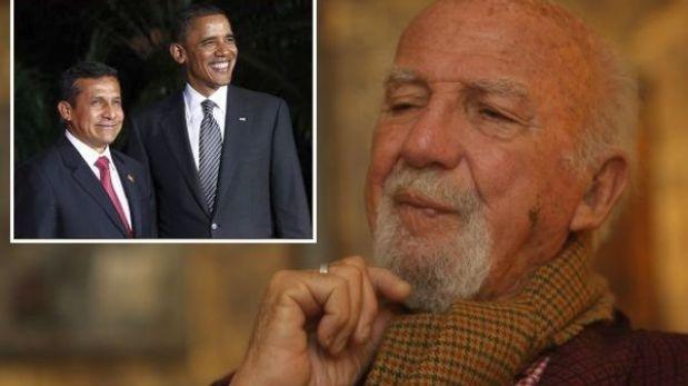 """""""Reunión entre Obama y Humala es reconocimiento al liderazgo peruano"""""""