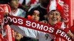 Coca Cola mantiene patrocinio de las selecciones de fútbol - Noticias de fútbol nacional