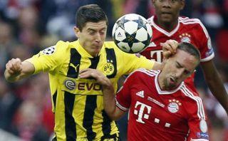 Borussia Dortmund rechazó vender a Lewandowski al Bayern Múnich