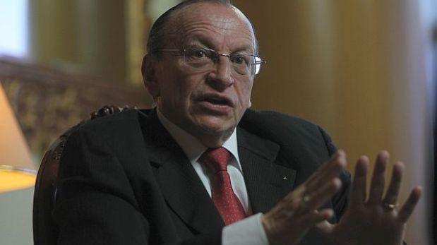 La fiscal a abri investigaci n de oficio por reglaje for Ex ministro del interior