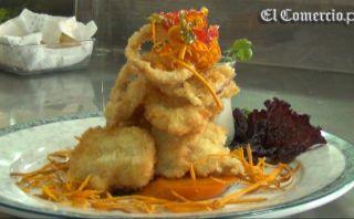Cebiche frito: así se prepara esta nueva versión de nuestro tradicional platillo