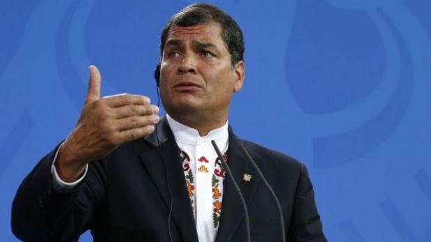 """Rafael Correa sobre aprobación de 'ley mordaza': """"Estoy satisfecho"""""""