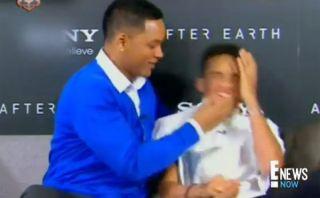 """Will Smith avergonzó a su hijo Jaden en el """"Día del Padre"""""""