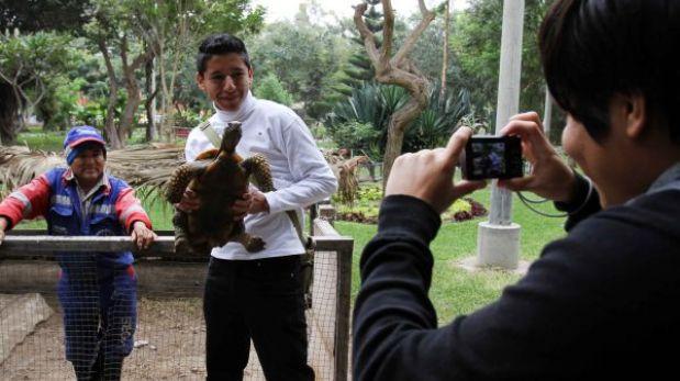 Jardín Botánico de Trujillo: un pequeño paraíso de tranquilidad