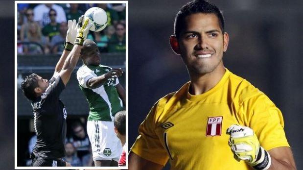 Exclusiva con Raúl Fernández: de desconocido a figura de la MLS