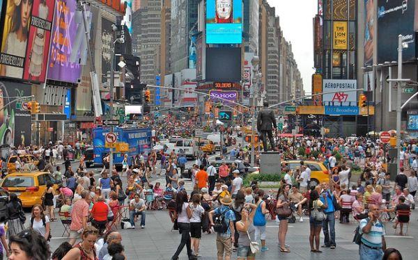 Nueva york lujosos hoteles ofrecen una noche gratis a sus hu spedes mundo vamos el - Oficina de turismo nueva york ...
