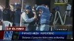 Manchay: arsenal de guerra que custodiaba un colombiano fue hallado por la policía - Noticias de ricardo penuela gomez
