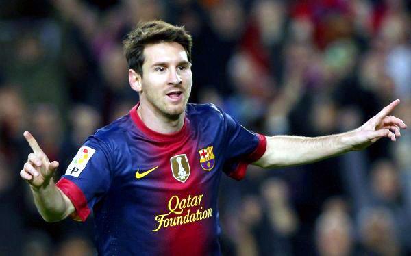Lionel Messi confesó que solo ha leído un libro en sus 26 años