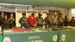 Arsenal decomisado en Cieneguilla iba a ser utilizado en invasión de tierras - Noticias de ricardo penuela gomez