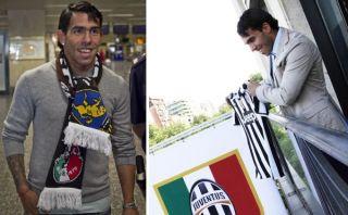 Es oficial: Carlos Tevez es el nuevo refuerzo de la Juventus