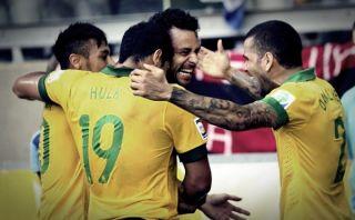 VIDEO: Brasil venció 2-1 a Uruguay y clasificó a la final de la Copa Confederaciones