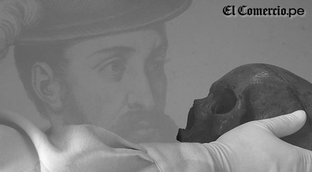 VIDEO: conoce al arqueólogo que estudió los huesos de Francisco Pizarro