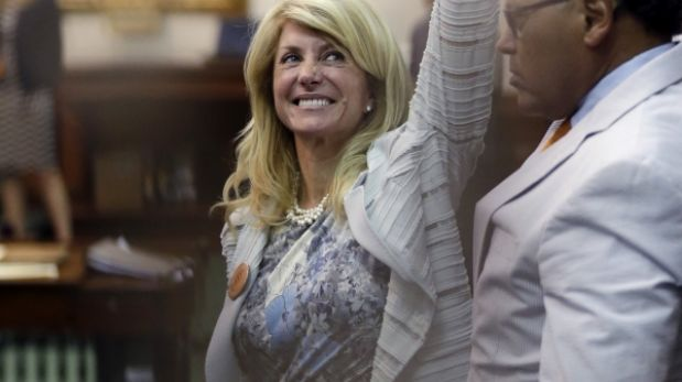 El discurso de 11 horas que convirtió a esta senadora en estrella
