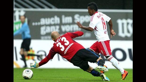 FOTOS: Yordy Reyna y su debut con gol incluido en el Red Bull Salzburg de Austria