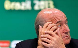 "Joseph Blatter sobre protestas en Brasil: ""La FIFA ha salido fortalecida"""
