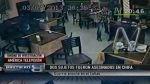 Asesinato en chifa del Callao: cayeron dos de los presuntos sicarios - Noticias de harold puestas grijalva