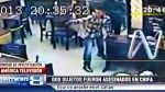 Pistolero confesó haber asesinado a dos personas en chifa del Callao - Noticias de harold puescas grijalba