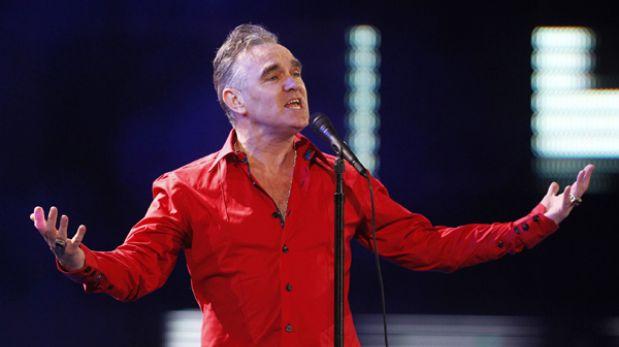 Morrissey se intoxicó y canceló sus presentaciones en Lima