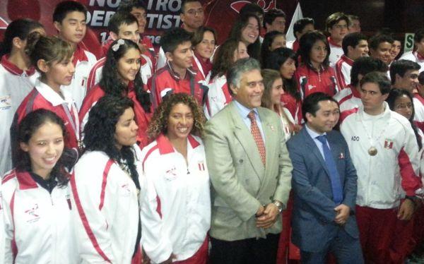El IPD premió a los deportistas destacados en lo que va del 2013