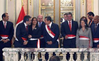 ¿Ollanta Humala debe hacer cambios en el Gabinete?