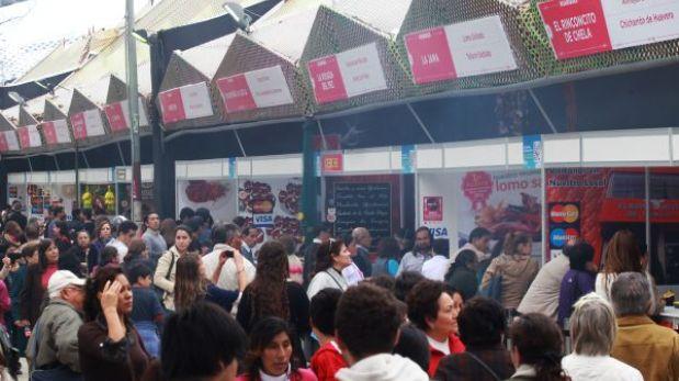 Mistura 2013: estos son los restaurantes que estarán en la feria