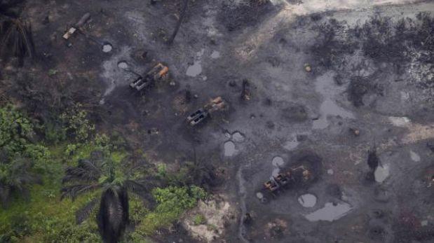 ONG exige a Shell que acelere la limpieza de vertidos en el Níger