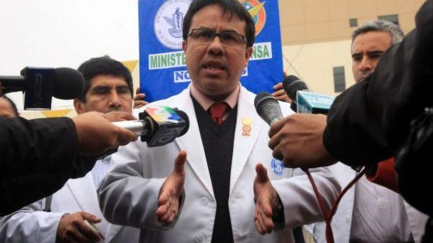 Médicos vuelven a patear el tablero y continuarán con su huelga nacional