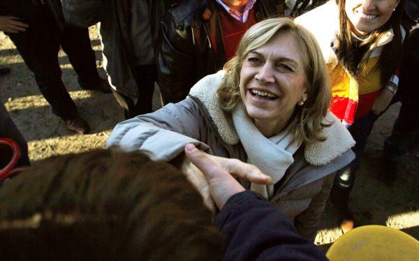Chile: Evelyn Matthei ya es oficialmente la candidata que enfrentará a Bachelet
