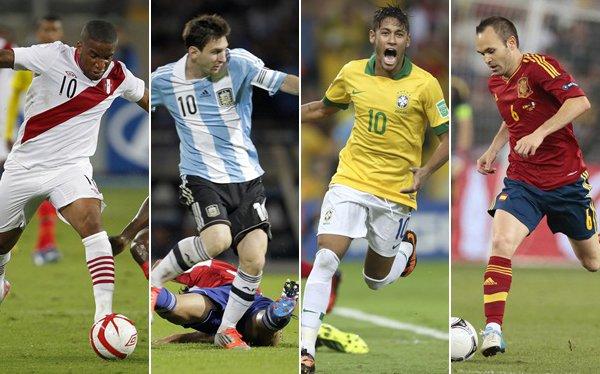 Mira todos los resultados de los amistosos internacionales de hoy