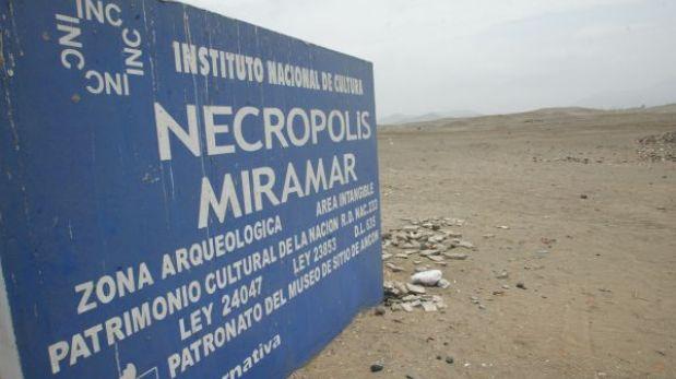 Ancón: invasión en zona arqueológica continúa pese a las denuncias