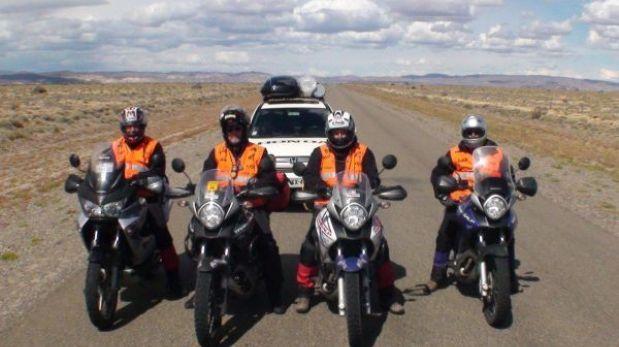 Viaje hasta el fin del mundo: crónica de una travesía en moto hasta la Patagonia