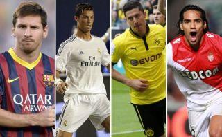 Ligas europeas: todos los resultados de los principales partidos