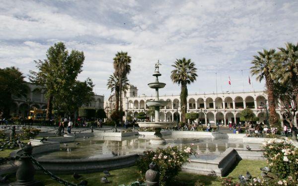 Alcaldes de Arequipa protestarán el 5 de setiembre por reducción del canon