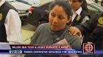 Mujer que crió a niño perdido durante cuatro años salió en libertad - Noticias de rosa quintanilla castillo